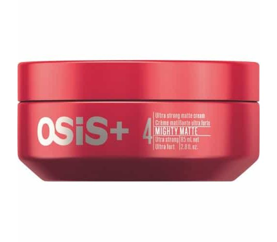 SCHWARZKOPF PROFESSIONAL Mighty Matte Ultra Strong Matte Cream