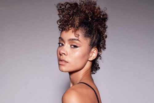 55 Sassy Short Curly Hairstyles 2020 To Wear At Any Age!