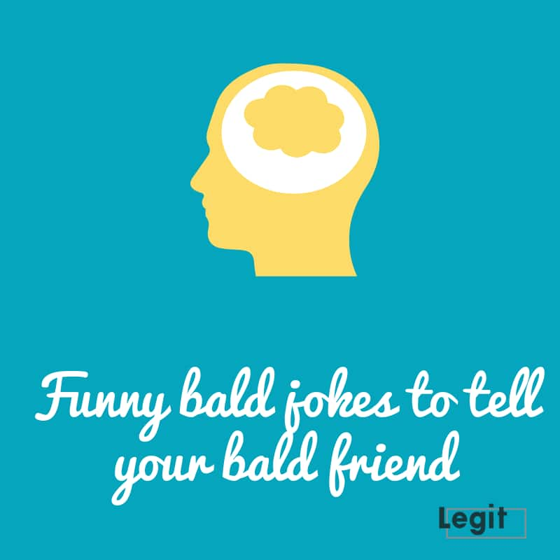 Funny bald jokes