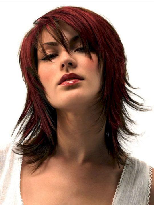 стрижка рапсодия на средние тонкие волосы фото молодогвардейска