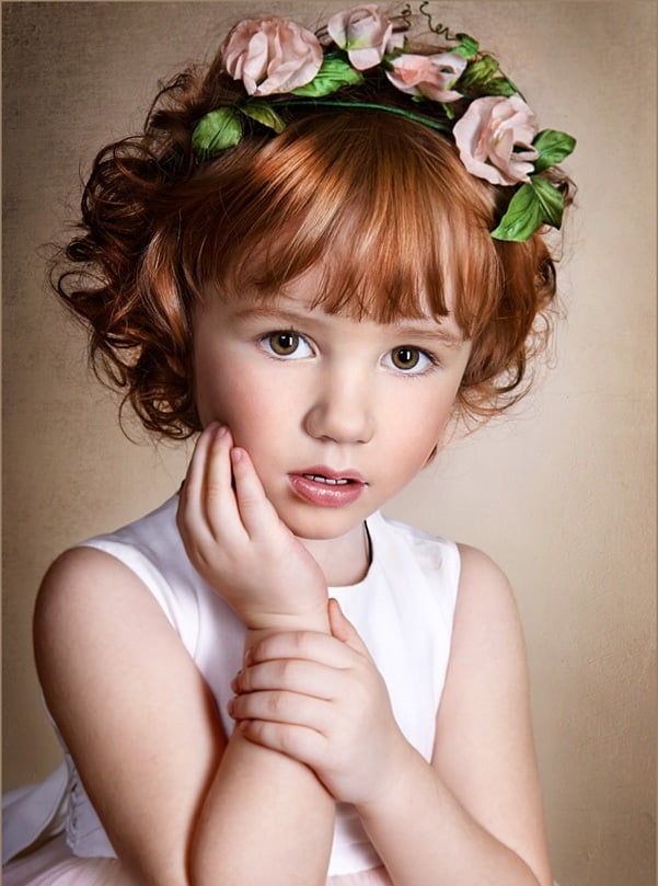 Excellent Cute Little Girl Hairstyles for School Short with Bangs