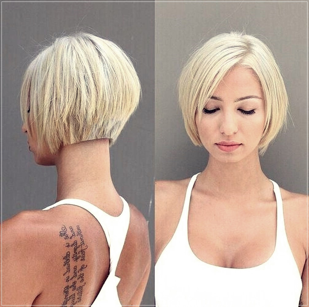 Short haircuts 2020: 50 photos and trends