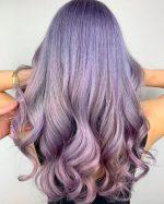 Окрашивание с фиолетовыми прядями – Ой!