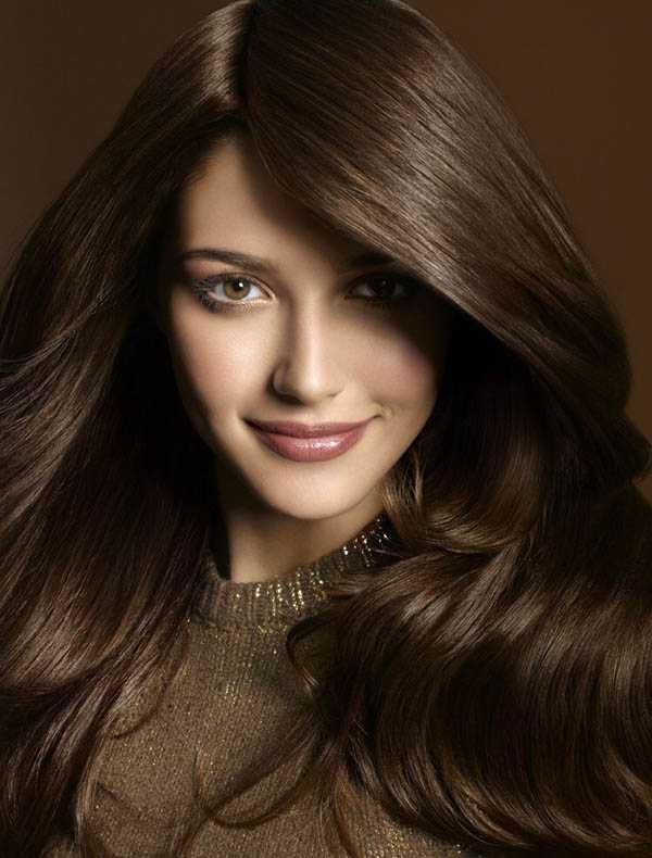 что цвет волос каштан на картинке полотенца
